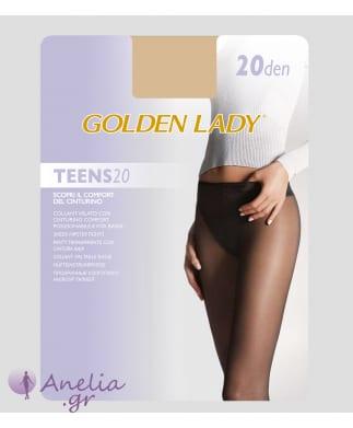 Golden Lady Teens 20 Den