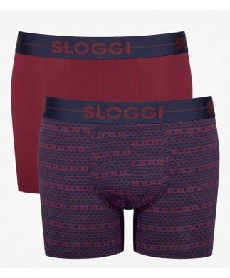 Sloggi men Go H Holiday Short C2P
